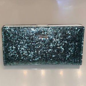 Kate Spade *RARE* Glitterbug Wallet